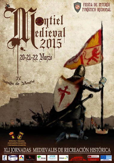 MONTIEL MEDIEVAL 2015