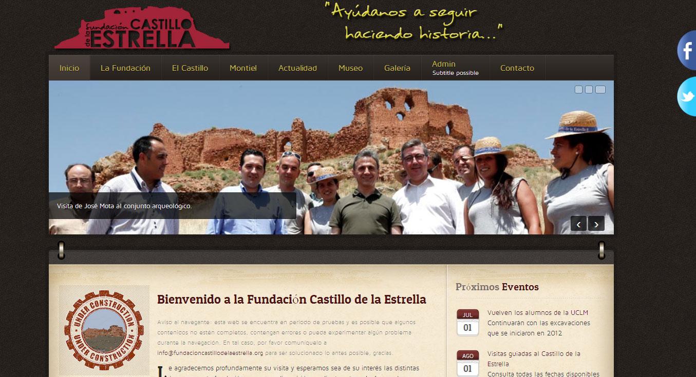 Web de la Fundación